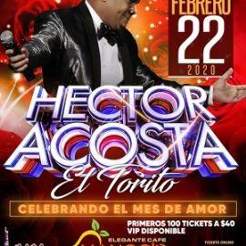 Image for Hector Acosta El Torito en Concierto!