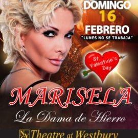 Image for Marisela 'La Dama de Hierro' en Concierto!