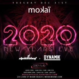 Image for NYE 2020 At Mokai