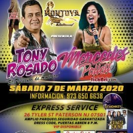 Image for Tony Rosado y Mercedes Pollett en Vivo!
