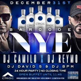 Image for NYE Biggest Party @barCode