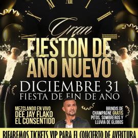 Image for Fieston de Año Nuevo en El Famoso Boqueron II