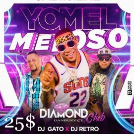 Image for Yomel Meloso En Concierto En Danbury,CT