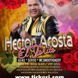 """Image for Hector Acosta """"El Torito"""" en Concierto!"""