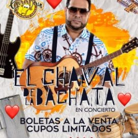 Image for El CHAVAL de la BACHATA en WEST PALM BEACH