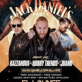 Image for Jack Daniels Party DJ Bobby Trends Live At SL Lounge
