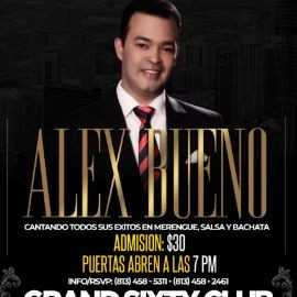 Image for Alex Bueno En Concierto