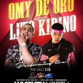 Image for Omy De Oro & Lito Kirino Live In Concert