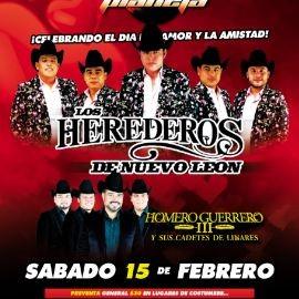 Image for Los Herederos de Nuevo Leon & Cadetes de Linares!
