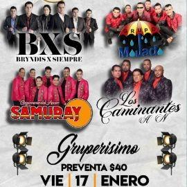 Image for Bryndis X Siempre,Grupo Mojado y Mas En Memphis,TN