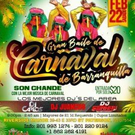 Image for Gran Baile Carnaval de Barranquilla  En Paterson,NJ