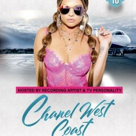 Image for Chanel West Coast Live at Ibiza Ultra Lounge!