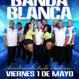 Image for BANDA BLANCA EN LOS ANGELES