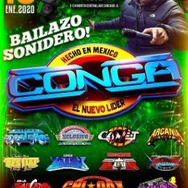 Image for Bailazo Sonidero Con Sonido Conga y Mas En Chicago,IL