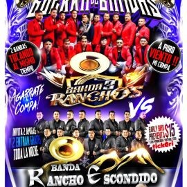 Image for GUERRA DE BANDAS 3 RANCHOS VS RANCHO ESCONDIDO