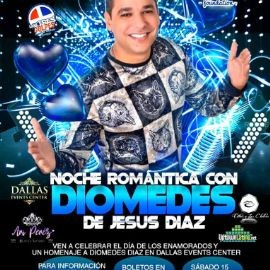 Image for Noche Romantica Con Diomedes De Jesus Diaz