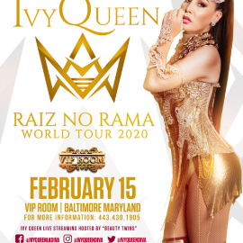 Image for Ivy Queen en Vivo! Raiz No Rama World Tour 2020