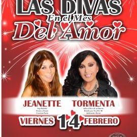 Image for Las Divas En El Mes Del Amor Con Jeanette & Tormenta En Tampa,FL