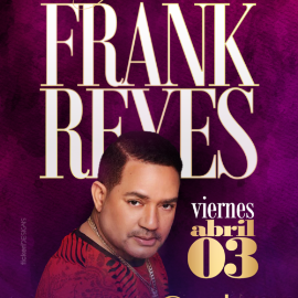 Image for FRANK REYES EN LOS ANGELES