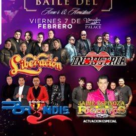 Image for Baile Del Amor y La Amistad Con Liberacion,Bryndis y Mas En Phoenix,AZ