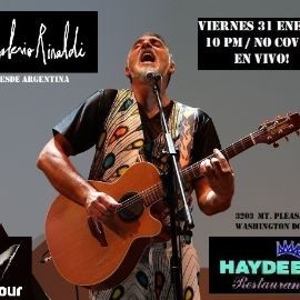 Image for Valerio  Rinaldi en Haydees
