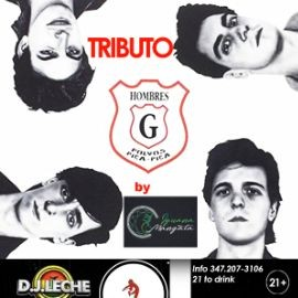 Image for Tributo Hombres G En Jackson Heights,NY