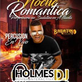 Image for CELEBRANDO EL DIA DEL AMOR & LA AMISTAD-NOCHE DE SALSA ROMANTICA CON DJ HOLMES