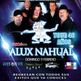 Image for Alux Nahual en Concierto! Tour 40 Años