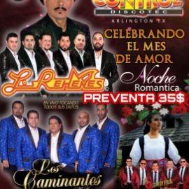 Image for Los Rehenes, Los Caminantes y Los Gamma de Michoacan en Vivo!