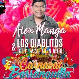 Image for carnaval de barranquilla en orlando con Los Diablitos del Vallenato
