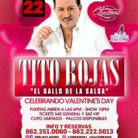 Image for Tito Rojas Celebrando Valentine´s Day