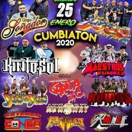 Image for Cumbiaton 2020 Con Grupo Soñador,Los Chicos del Barrio,Los Yes-Yes y Mas En Cudahy,CA