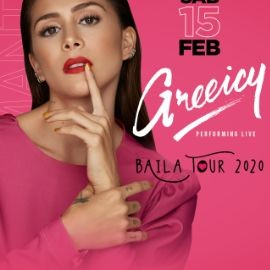 Image for Greeicy en Concierto! Baila Tour 2020
