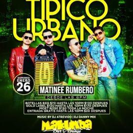 Image for Tipico Urbano Matinee Rumbero En Philadelphia, PA