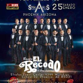 Image for BANDA EL RECODO En Phoenix,AZ
