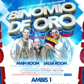 Image for El Binomio de Oro - Ambis 1 - Raleigh NC NEW CONFIRMED DATE