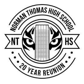 Image for 20 Year Norman Thomas High School Reunion - 2021 NEW DATE