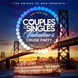 Image for Valentine's at Sea! Singles & Couples Cruise Party