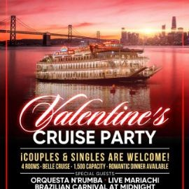 Image for Valentines Singles & Couples Cruise Party