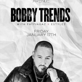 Image for Latin Fridays MLK Weekend DJ Bobby Trends Live At Tenth Avenue