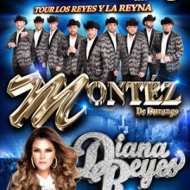 Image for Tour Los Reyes y La Reyna Con Montez De Durango y Diana Reyes En Union City,NJ
