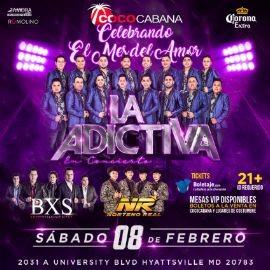 Image for Celebrando el mes de amor llega 'La Adictiva' en Vivo!