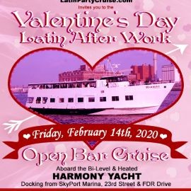 Image for Valentine's Day Latin After Work Dance Cruise