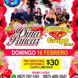 Image for Dina Paucar en Vivo en New Jersey!