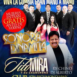 Image for La Sonora & Tito Mira en Alexandria,VA