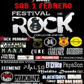 Image for Festival de Rock Tonaly 2do Aniversario