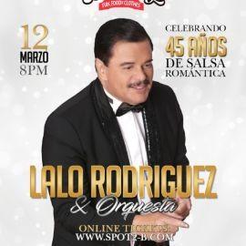 Image for LALO RODRIGUEZ EN CONCIERTO