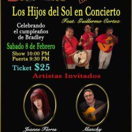 Image for Los Hijos Del Sol En Concierto Feat. Guillermo Contreras y Artistas Invitados