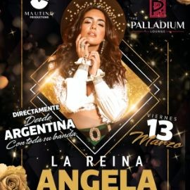 Image for LA REINA ANGELA LEIVA CANCELED