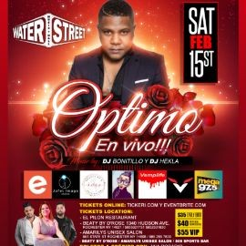 Image for OPTIMO EN VIVO EN ROCHESTER NY VALENTINE DAY